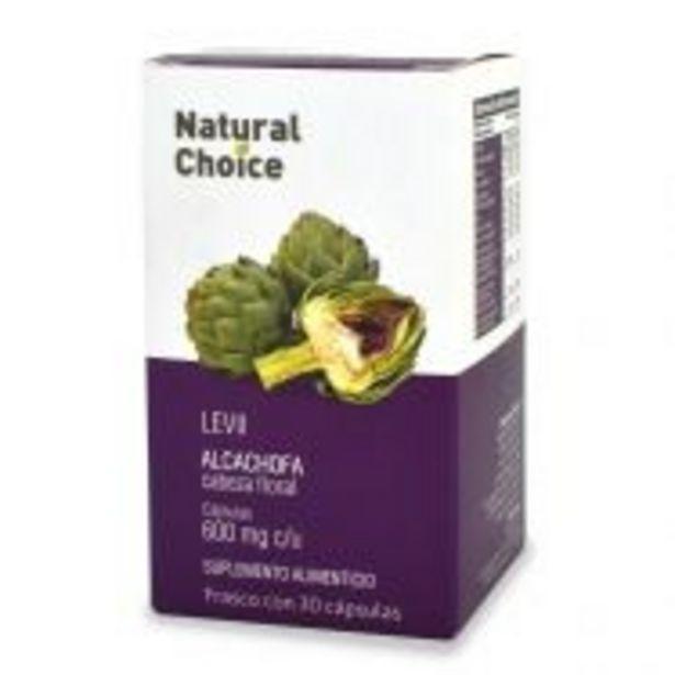 Oferta de Natural Choice Levii Alcachofa - 30 Cápsulas por $239.92