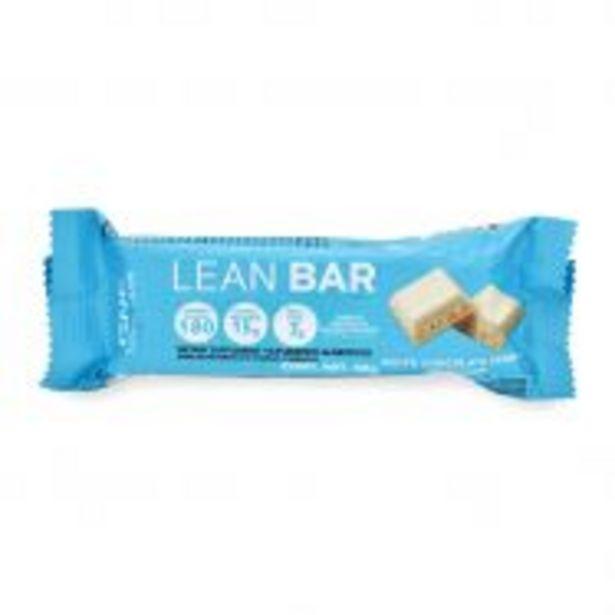 Oferta de GNC Total Lean Barra de Proteína Chocolate Blanco - 50 gr por $41.17