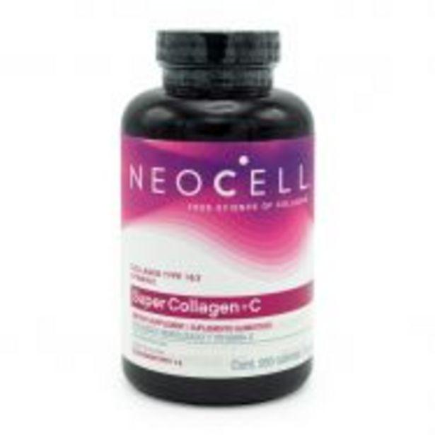 Oferta de Neocell Colágeno y Vitamina C - 250 Tabletas por $524.93