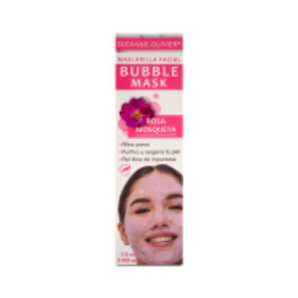 Oferta de Suzanne Olivier Bubble Mask Rosa Mosqueta - 113 grs por $160.93