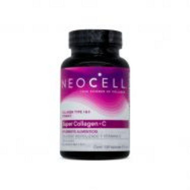 Oferta de Neocell Colágeno y Vitamina C - 120 Tabletas por $349.93