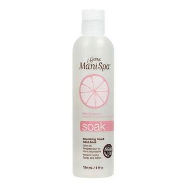 Oferta de Nutriente líquido para manos pink grapefruit, mani spa por $120