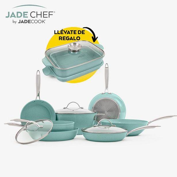 Oferta de Paquete Jade Chef Platino por $6999