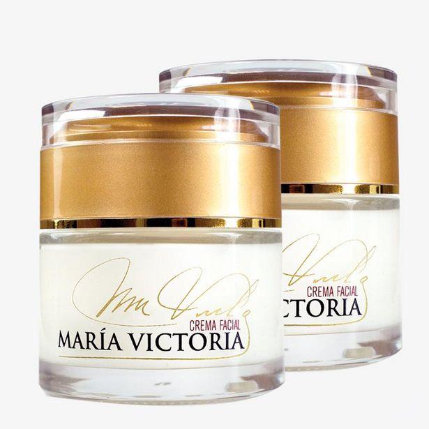 Oferta de Paquete de 2 Cremas Anti-Edad María Victoria por $499
