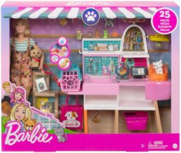 Oferta de Barbie Tienda de Mascotas por $699