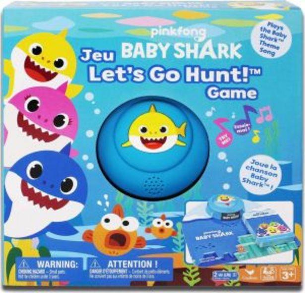 Oferta de Juego de mesa baby shark por $449
