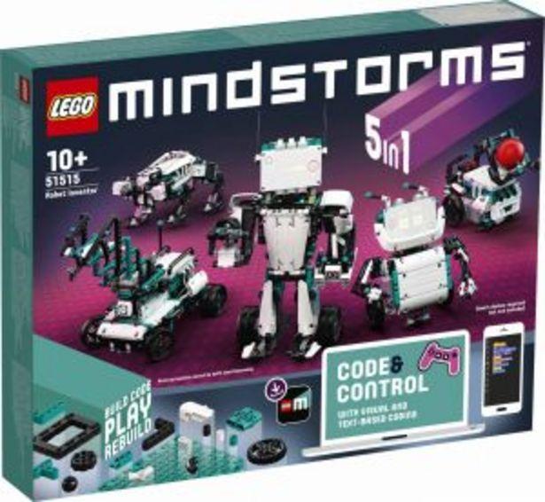 Oferta de Lego Mindstorms Robot Inventor por $8499