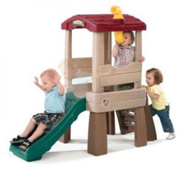 Oferta de Step 2 - Casa del árbol con resbaladilla por $4950