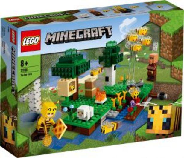 Oferta de Lego Minecraft La Granja de Abejas por $549