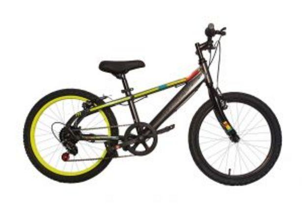 Oferta de Bicicleta Mercurio M20 Grafito 6v por $4654