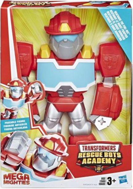 Oferta de Transformers Mega Mighties por $419