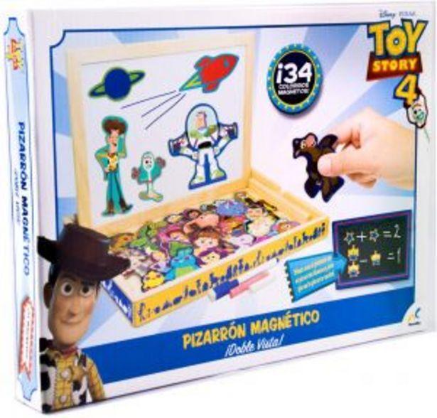Oferta de Pizarron Magnetico Toy Story 4 por $289