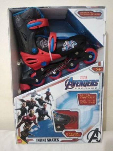 Oferta de Patin Avengers en Linea por $899
