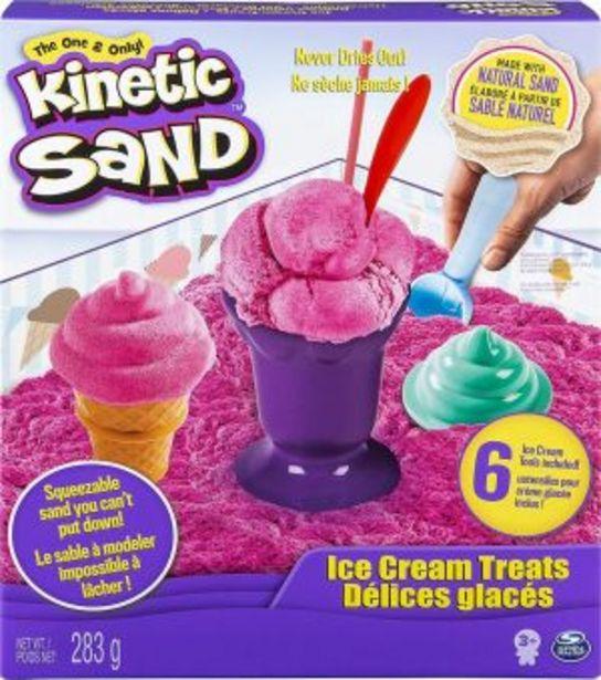 Oferta de Kinetic Sand Set de Helados por $379