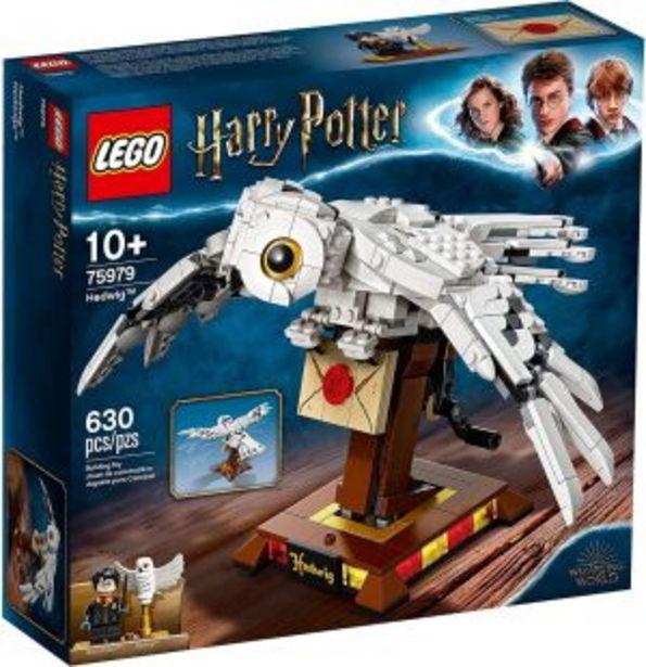 Oferta de Lego Harry Potter Hedwig por $999