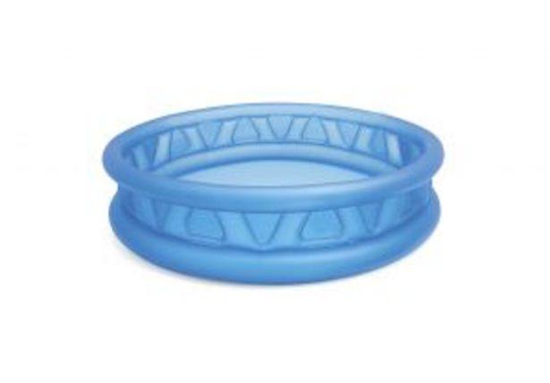 Oferta de Alberca Circular Inflable Azul  -Intex por $675