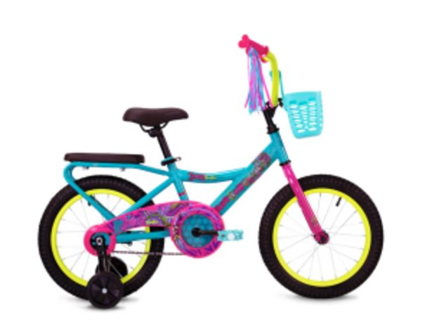 Oferta de Bicicleta Mercurio Juicy R16 Turquesa 1v por $3232