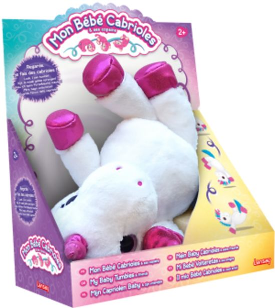 Oferta de My Tumbles Baby Unicornio por $499