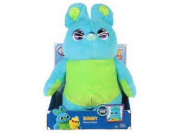 Oferta de Figura de peluche Bunny con sonidos Toy Story4 por $1063.3