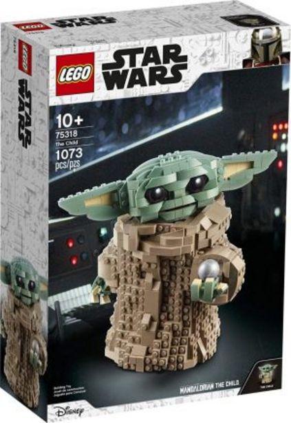 Oferta de LEGO Kit de construcción Star Wars: The Mandalorian El Niño por $1849