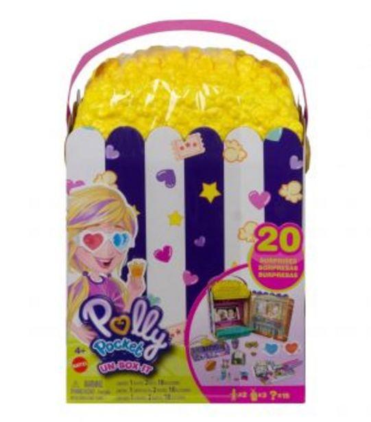 Oferta de Polly Pocket Caja De Palomitas Sorpresa por $699