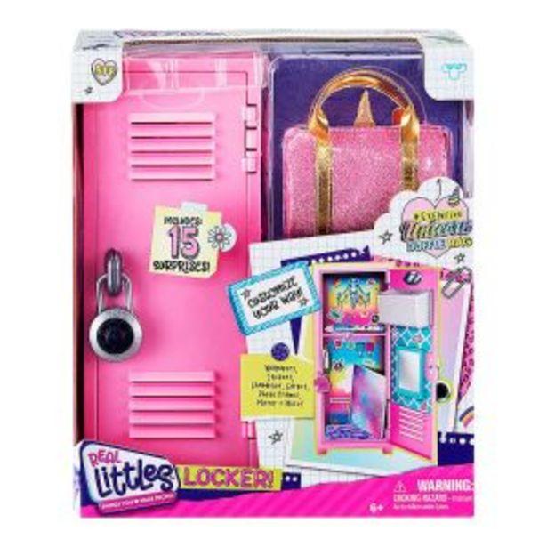 Oferta de Real littles  Mini Locker De Moda por $849