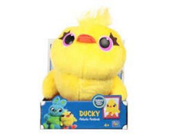 Oferta de Figura de Peluche con Sonidos Ducky Toy Story4 por $780.5