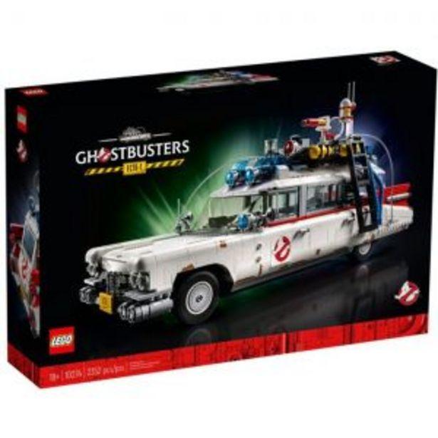 Oferta de Lego Creator Expert ECTO-1 de los Cazafantasmas por $4999