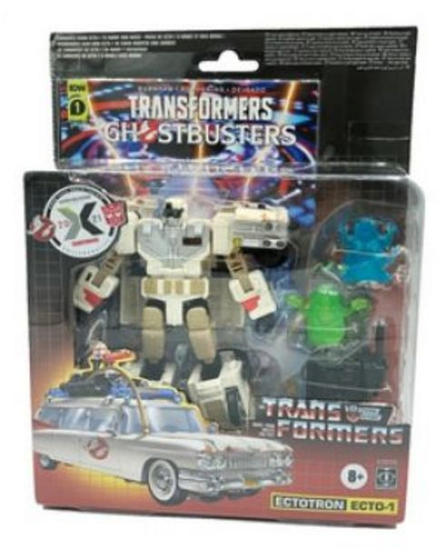 Oferta de Ghostbusters Ecto 1 Transformer por $1529