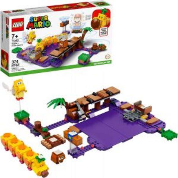 Oferta de LEGO Kit de construcción Super Mario™  Set de Expansión PLATANO por $1099