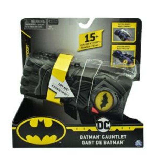 Oferta de Batman Guantes Con Luz Y Sonido por $699