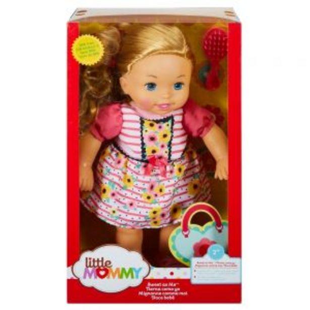 Oferta de Muñeca Little Mommy, Tierna Como Yo por $419