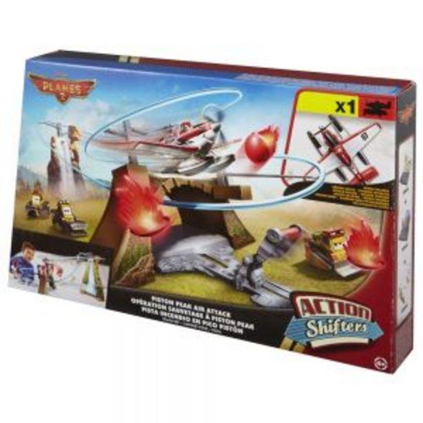 Oferta de Disney Aviones Mision Area Cumbre piston por $581.4