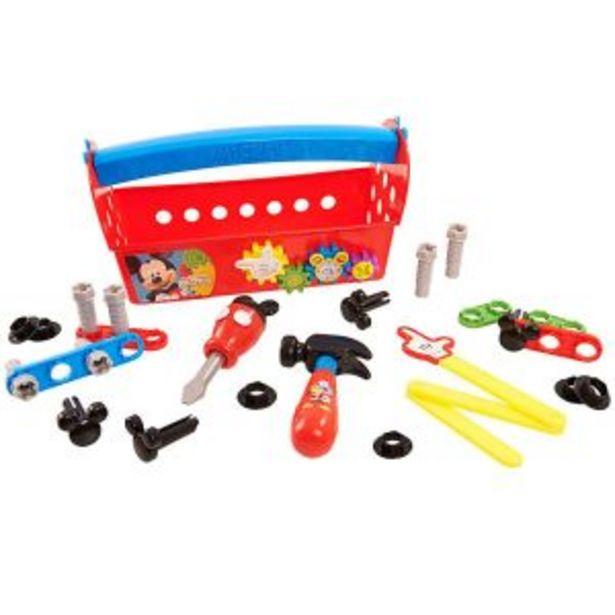 Oferta de Mickey caja de herramientas por $599