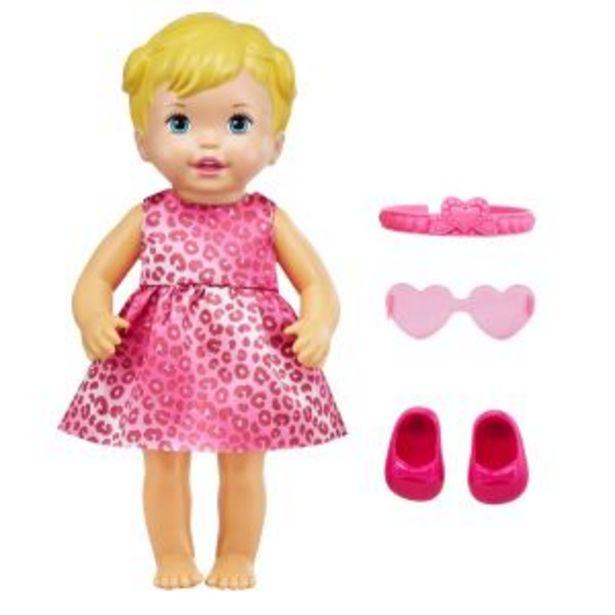 Oferta de Little Mommy Mi Muñeca con Accesorios por $295