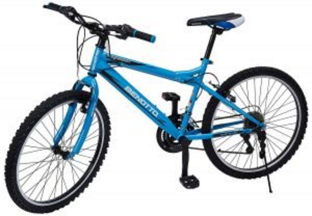 Oferta de Bicicleta Progression R24 21V  Sunrace por $5300