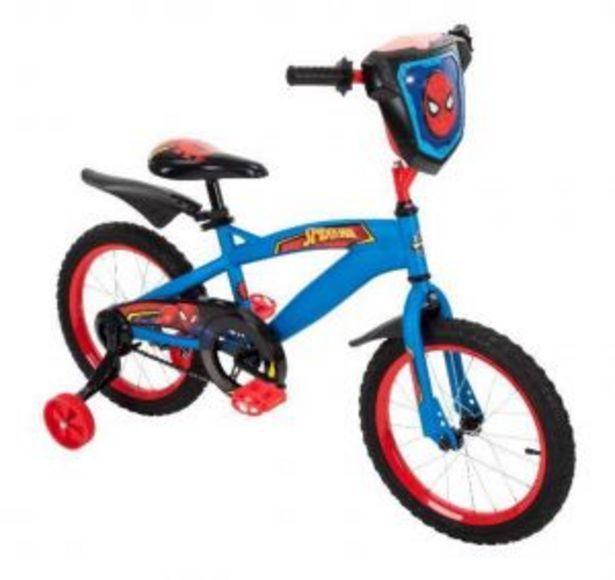 Oferta de Bicicleta Huffy Spiderman R16 por $4915