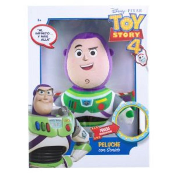 Oferta de Peluche Toy Story Con Sonido 12 Pulg por $599