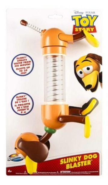 Oferta de Swimways Lanzador De Agua Slinky Toy Story por $399