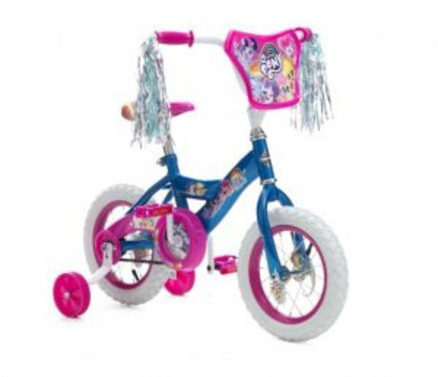 Oferta de Bicicleta Huffy My Little Pony R12 por $3990