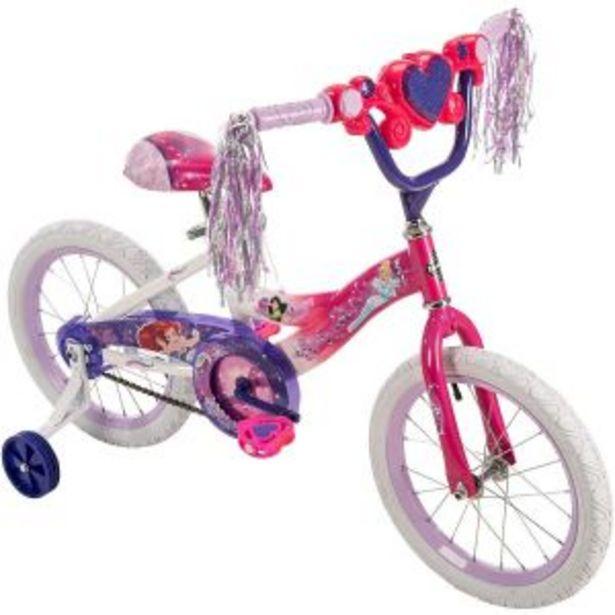 Oferta de Bicicleta Huffy Princesas R16 por $4915