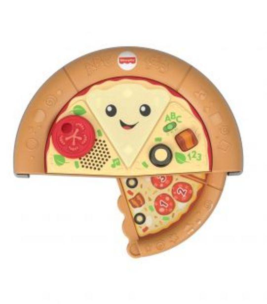 Oferta de Fisher Price Rie y Aprende Mi Primera Pizza por $479