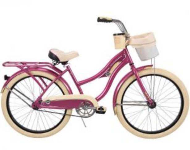 Oferta de Bicicleta Huffy Deluxe Mujer R24 por $5240