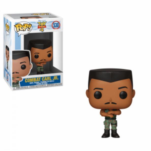 Oferta de Funko Pop  Toy Story 4 Combat Carl Jr. por $349