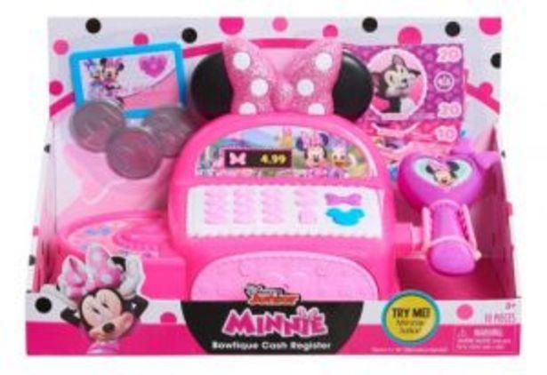 Oferta de Caja Registradora De Minnie Mouse por $699