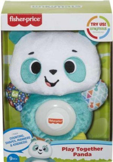 Oferta de Fisher Price Linkimals Panda por $649