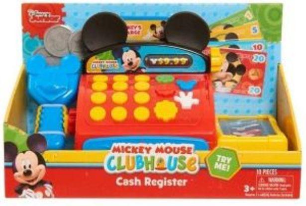 Oferta de Caja Registradora De Mickey Mouse por $699