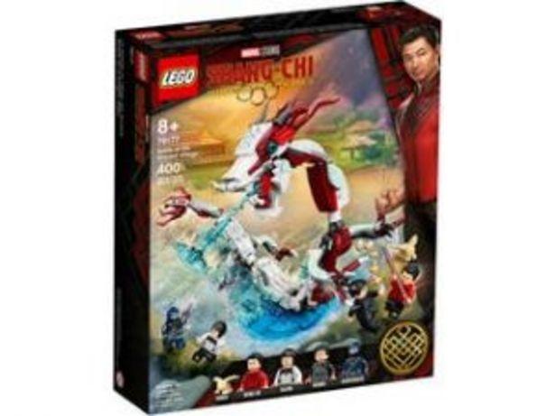 Oferta de Lego Marvel Batalla en la Antigua Aldea por $1099