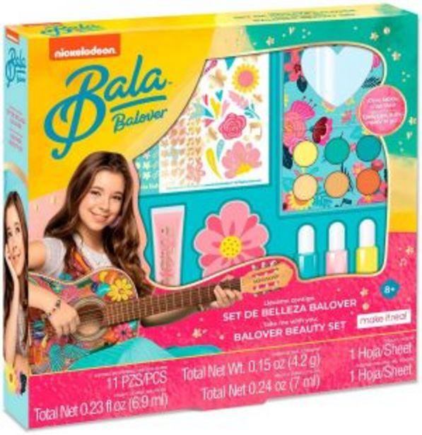 Oferta de La Bala Set de Maquillaje por $454.3