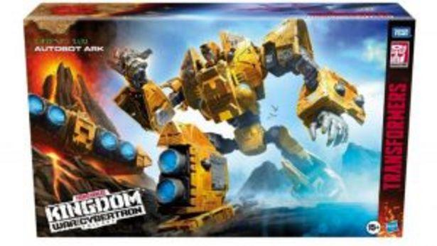 Oferta de Transformers Generations War for Cybertron: Kingdom Titan WFC-K30 Autobot Ark Figure por $4969